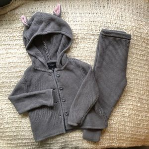 Victoria Beckham for Target Knit Bunny Outfit